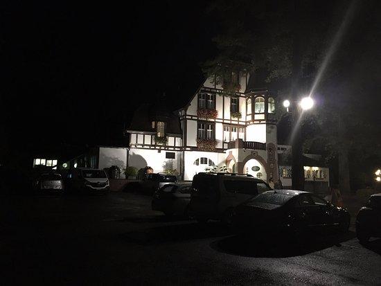Birsfelden, Schweiz: Nach dem Essen