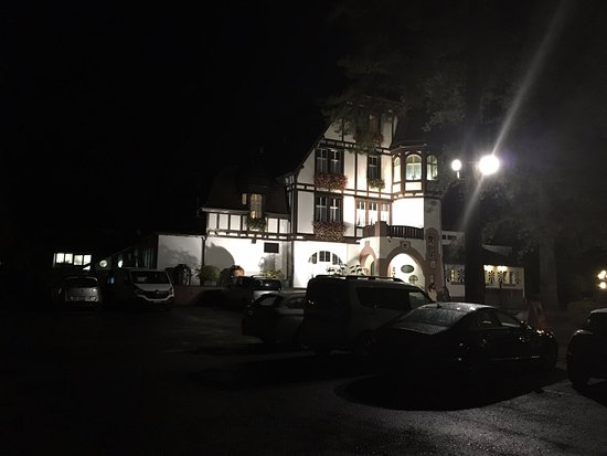 Birsfelden, İsviçre: Nach dem Essen