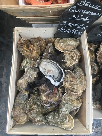 Loches, Frankrijk: L'Oyster Bar