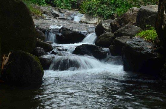 Karuvarakundu, الهند: Small falls on the same stream!!