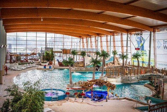 Wroclaw, Polonia: Baseny Rekreacyjne / Recreational Pools