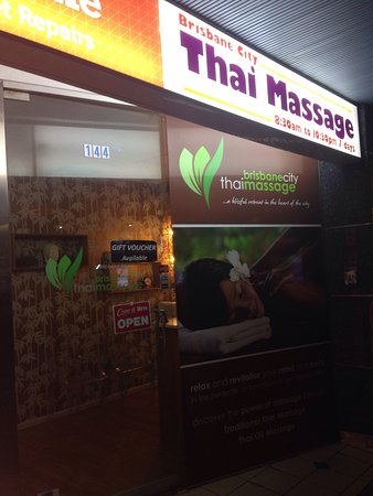 Asian massage brisbane city
