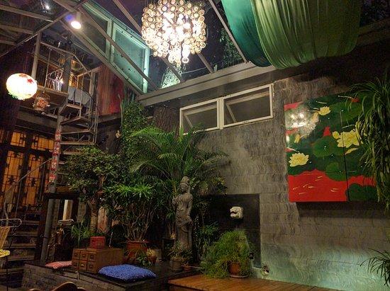 Kellys Courtyard: 中庭