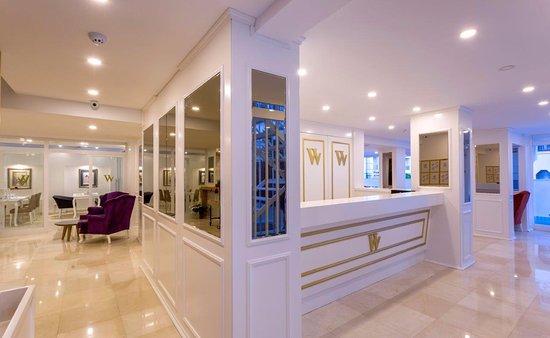 wise boutique hotel spa antalya turquie voir les. Black Bedroom Furniture Sets. Home Design Ideas