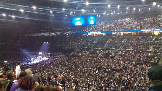 Accorhotels Arena Concert Des Red Hot Chili Peppers