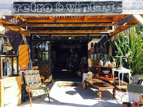 Matakana, Nowa Zelandia: like walking into Aladdin's cave