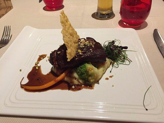 restaurant m deer filet