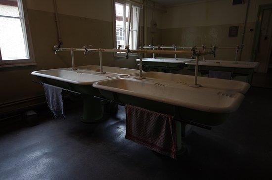 Lauf an der Pegnitz, Deutschland: Waschraum