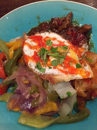 slug lettuce babini a korean dish