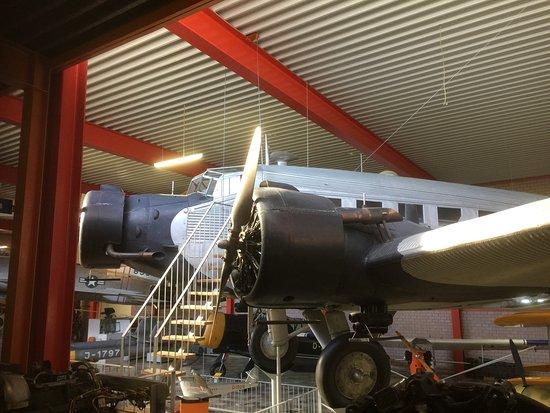 Hermeskeil, Deutschland: Beeindruckende Sammlung von über 100 Jahre Luftfahrtgeschichte.  Museumsdidaktisch können die Au