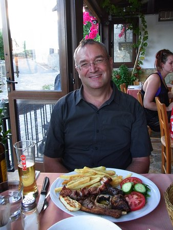 Miliou, Chipre: Mixed Grill