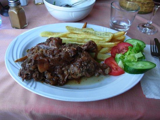 Miliou, Chipre: Rabbit