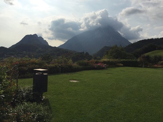 Lefay Resort & Spa Lago di Garda: Удивительное место для двоих! Прекраснейшие пейзажи, которые открываются с любого уголка этого р