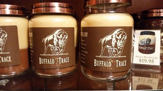 Harrodsburg, KY: Buffalo Trace visitors center