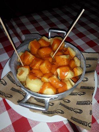 Dos Hermanas, Espagne : Pomodoro Pizza