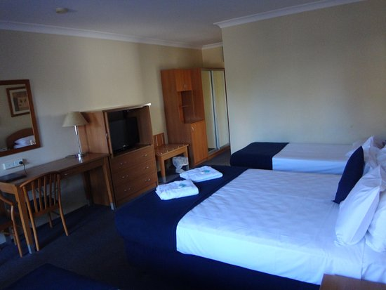Bass Hill, Australië: EXECUTIVE TWIN ROOM