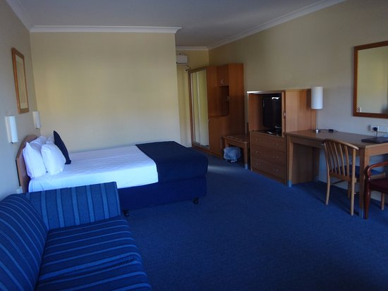 Bass Hill, Australië: EXECUTIVE ROOM