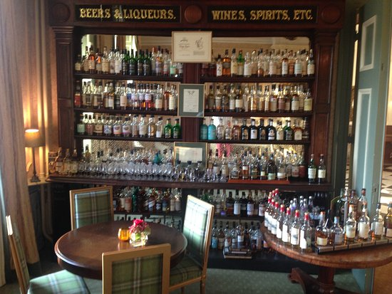 Brummen, The Netherlands: Whiskey collection