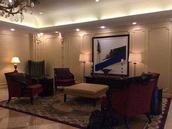 Churchill Hotel Near Embassy Row Aufnahme