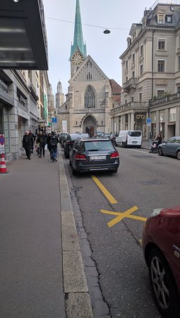 Foto de Savoy Baur En Ville
