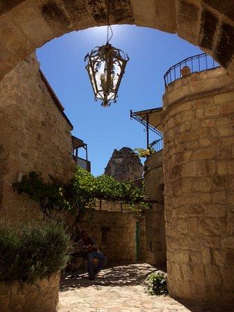 Hezen Cave Hotel ภาพ