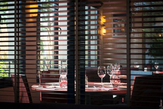 Le Plessis-Robinson, Francja: Restaurant