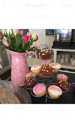 Witham, UK: Happy first birthday to The Tea Rooms....