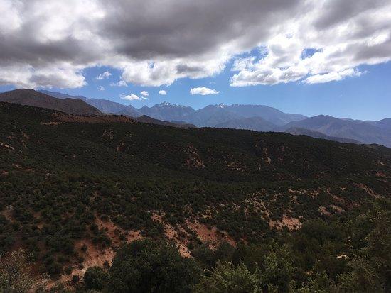 Marrakech-Tensift-El Haouz Region, โมร็อกโก: 2500 metres in Atlas Mountains