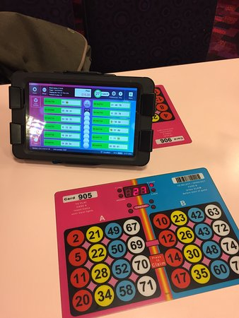 mecca bingo prices chesterfield