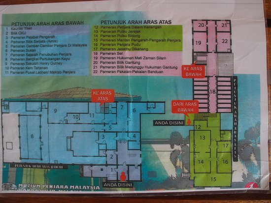 Museum Directory Picture of Malaysia Prison Museum Melaka
