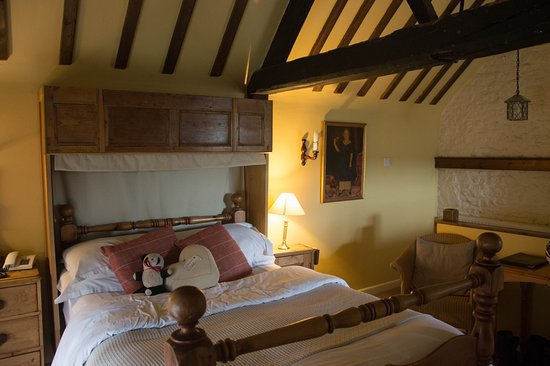 Painswick, UK: lovely cosy bedroom