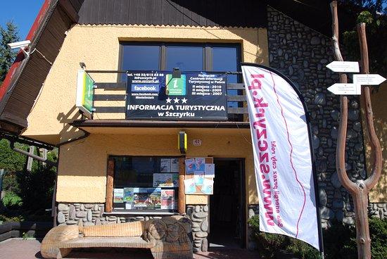 Punkt Informacji Turystycznej w Szczyrku