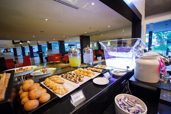 Hotel Selection Pattaya : Breakfast buffet