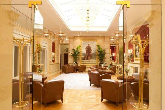 Lobby Hotel Kaiserin Elisabeth, Wien