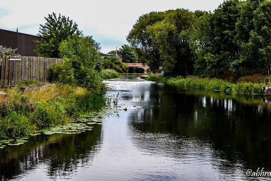 ليسترشاير, UK: River Soar