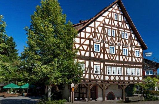 Dornstetten, Allemagne : Waldgericht - good option