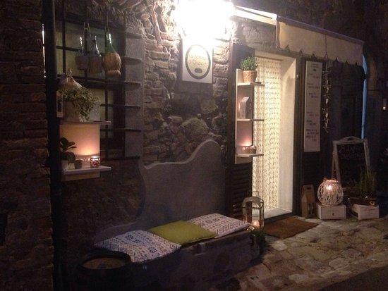 Montecatini Val di Cecina, İtalya: La Bottega Di Querceto
