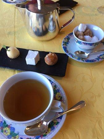 Domme, Prancis: Чай
