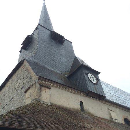 Brinon-sur-Sauldre, France: Eglise de Brinon sur Sauldre