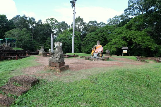 Angkor Wat: Прокаженный король