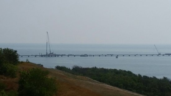 ‪Kerch Strait Bridge‬