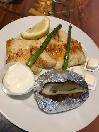 East Haven, CT: Broiled Sole