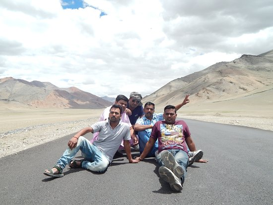 Kalka To Leh Ladakh Taxi Service - Mountain Way Travels