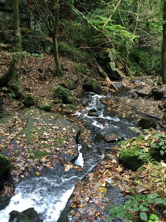 Matlock, UK: Lumsdale Valley