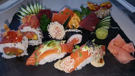 Sushic : Fushion sushi - exceptional