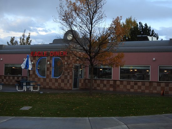Eagle Diner in Eagle Colorado by Ken Groezinger