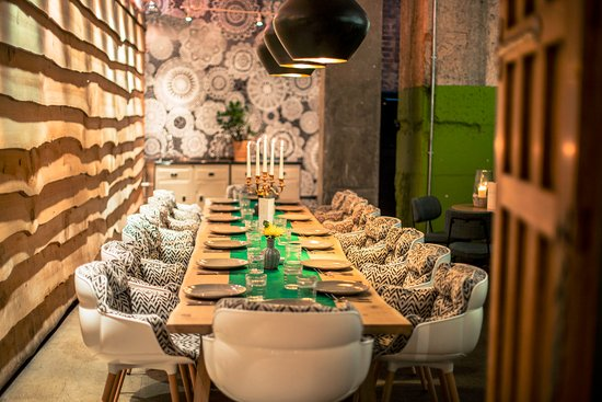 The Folly Bar U0026 Restaurant: Private Dining Room