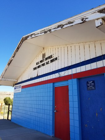 Teec Nos Pos Trading Post: Post Office