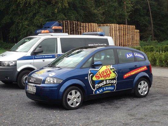 Legden, Tyskland: Unsere Autos 😂😂😂😂😂
