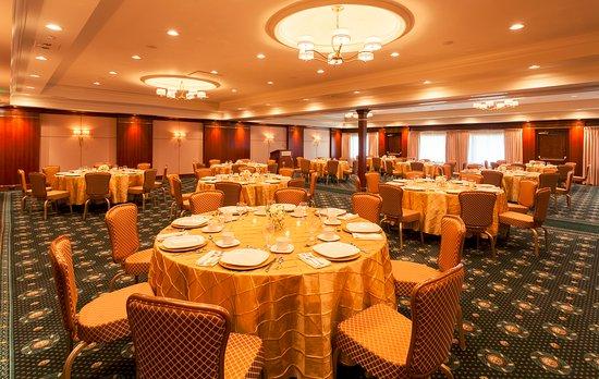 Ann Arbor Regent Hotel & Suites: Banquet Hall
